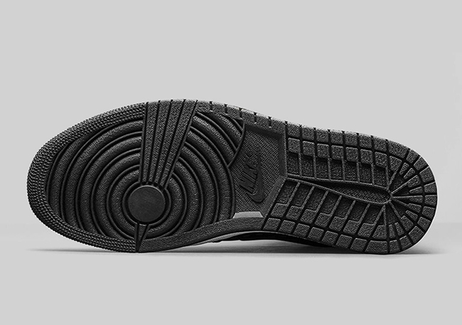 Air Jordan 1 Retro High Black Vachetta Tan