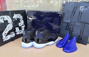 Air Jordan 11 Space Jam Box Looney Tunes