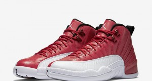 Air Jordan 12 Alternate Gym Red Release