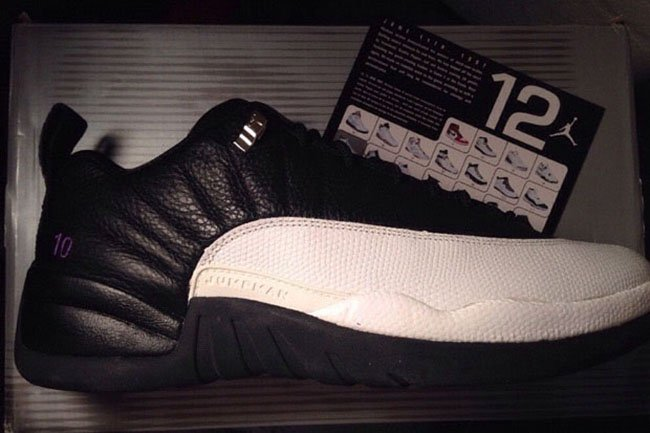 Air Jordan 12 Low Playoff 2017