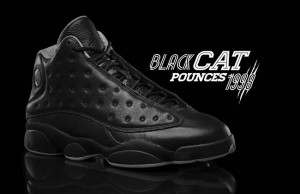 Air Jordan 13 Black Cat 2017