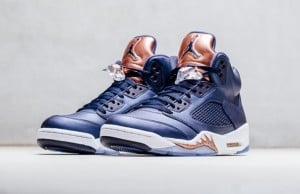 Air Jordan 5 Bronze Tongue Olympic