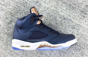Air Jordan 5 Obsidian Metallic Red Bronze
