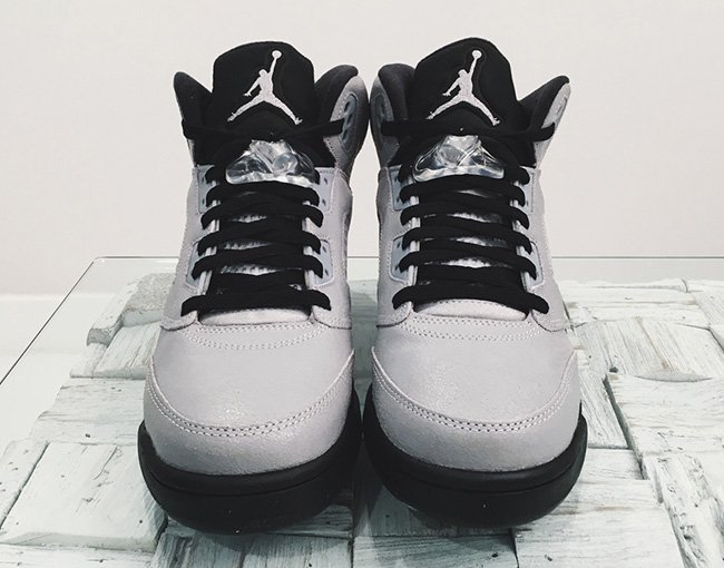 newest c9450 7eac5 Air Jordan 5 Wolf Grey