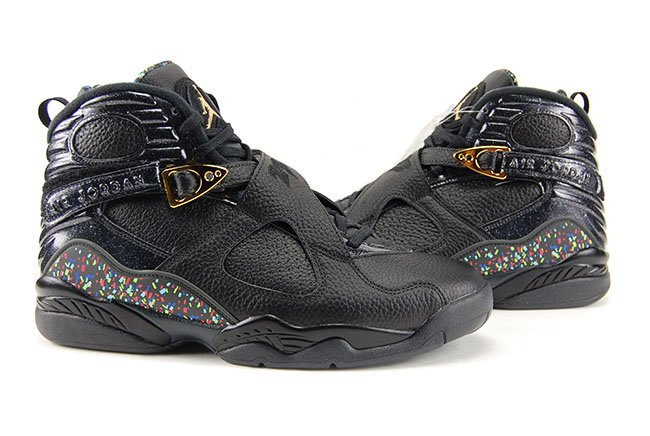 Air Jordan 8 Confetti Cigar Championship Pack 2016 Review 472900ec2