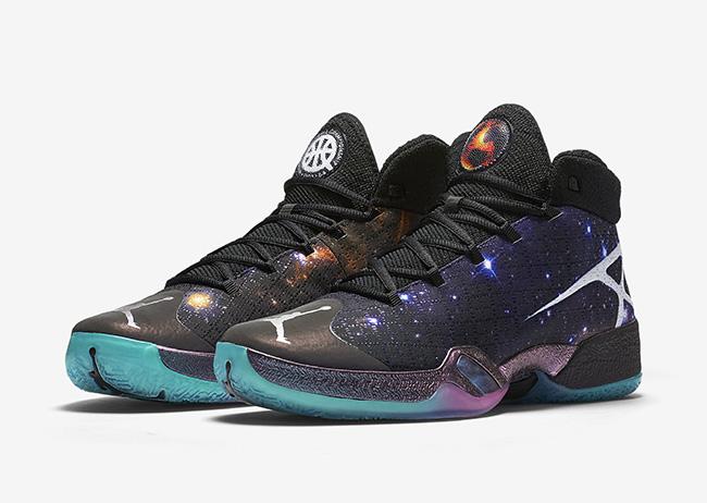 Air Jordan XXX Cosmos Quai 54 July 2016