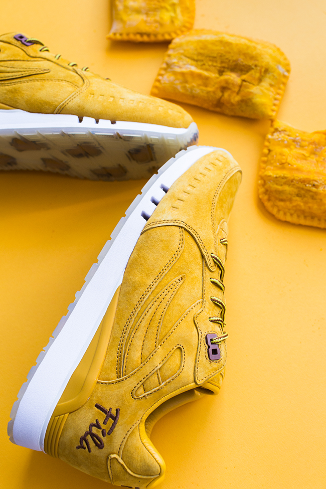 Alumni Fila Overpass Jamaican Beef Patty