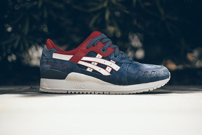 ASICS Gel Lyte III – Indian Ink Slight White – STASP