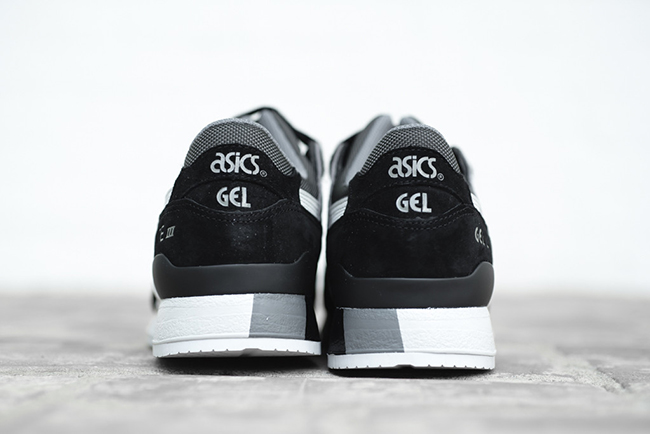 Asics Gel Lyte III Soft Grey Black
