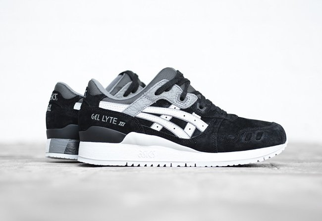 save off 905ee 7a2e7 Asics Gel Lyte III Soft Grey Black | SneakerFiles