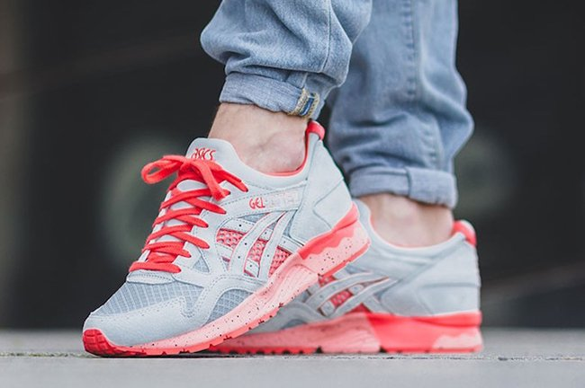 asics gel lyte 5 soft grey