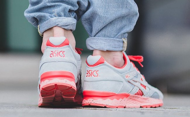 Asics Gel Lyte V Bright Pack Soft Grey