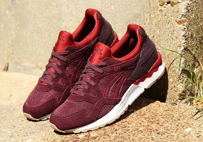 asics gel lyte 5 marron