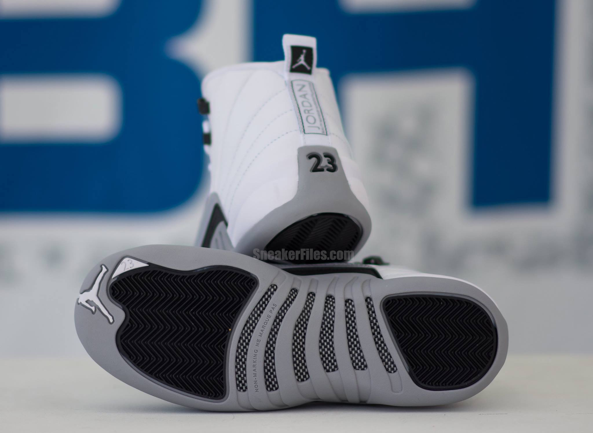 Barons Air Jordan 12