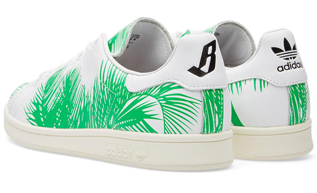 Billionaire Boys Club adidas Stan Smith Palm Tree Pack