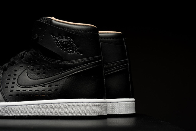 559da89b231b7a Air Jordan 1 Retro High Black Vachetta Tan