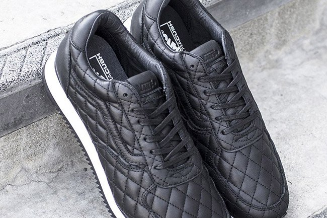 Blends Vans Vault Quilted Leather Runner