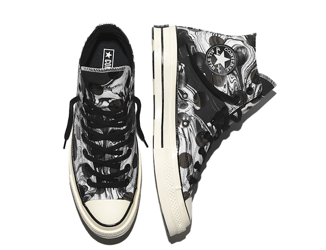 Converse Chuck Taylor All Star 70 Suminagashi Collection
