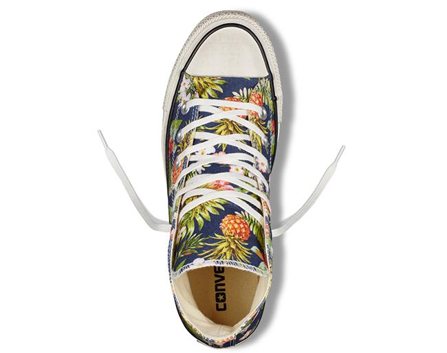 Converse Chuck Taylor All Star Floral Denim