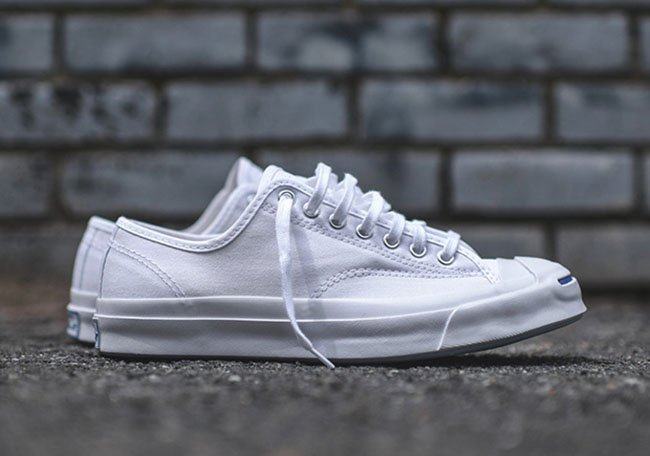Converse Jack Purcell Signature Triple White