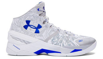 Curry 2 Waves Silver Surfer