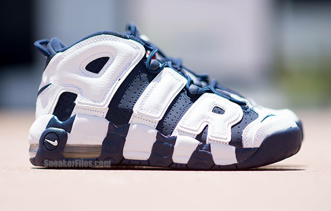 Dream Team Nike Air More Uptempo 2016