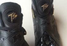 Fat Joe Confetti Air Jordan 8 PE