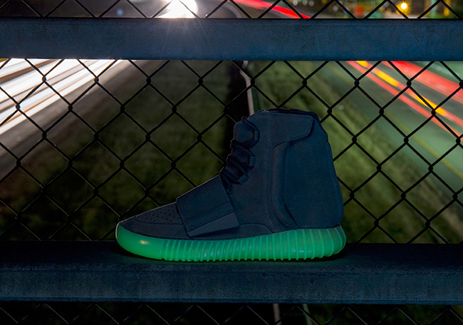 aeb32f1e32123 Detailed Look at the adidas Yeezy 750 Boost Glow in the Dark hot sale 2017