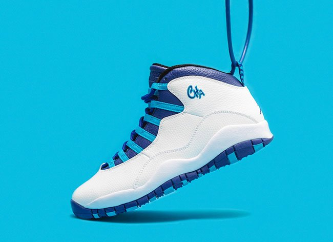 Hornets Air Jordan 10 City Pack Release 2016
