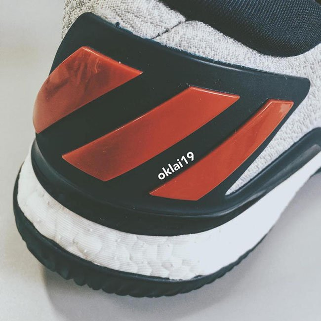James Harden adidas Crazylight Boost 2016