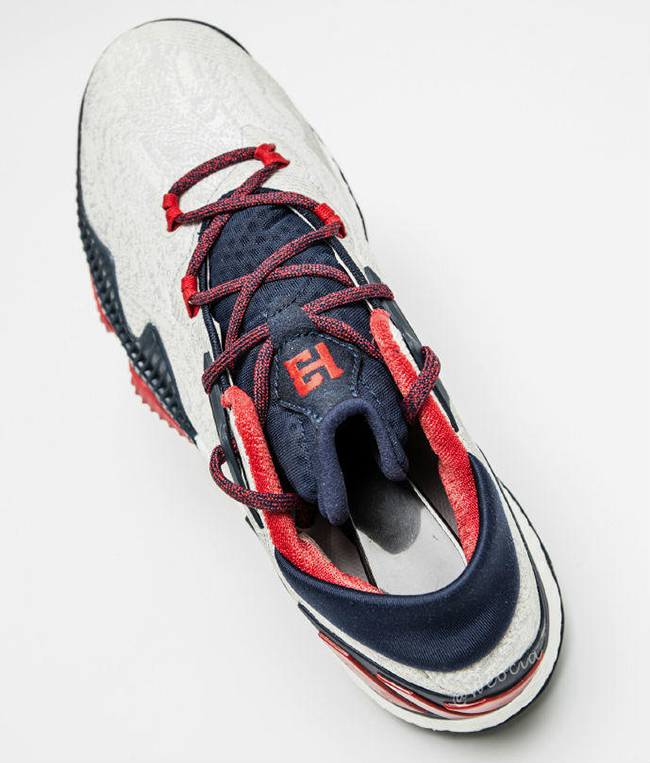 James Harden adidas Crazylight Boost 2016 Olympics USA