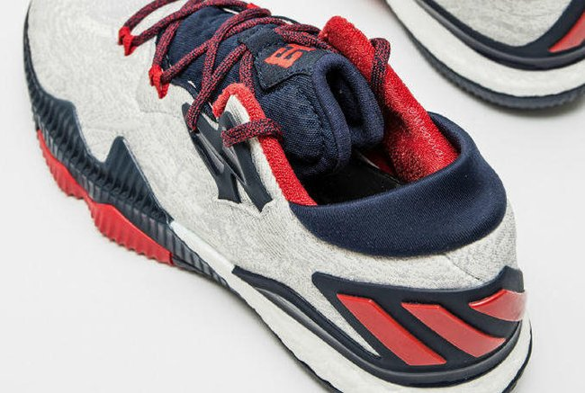 factory price 6b179 fdbb5 on sale adidas Crazylight Boost 2016 USA Release Date