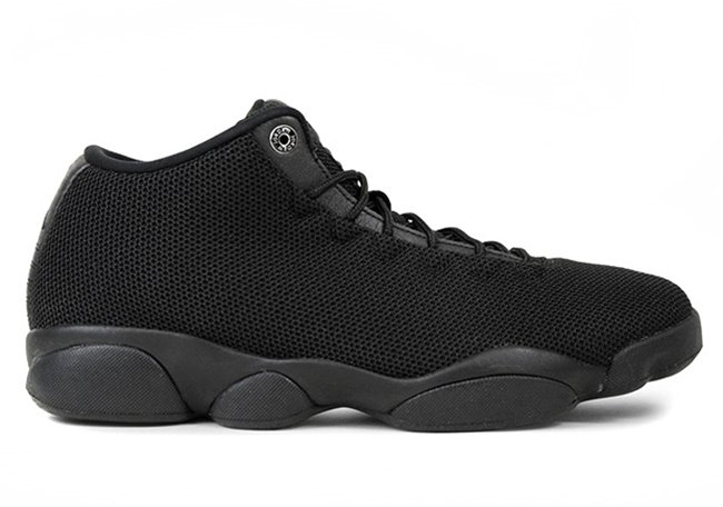 Jordan Horizon Low Triple Black