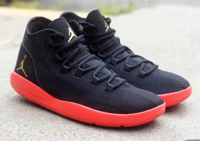 Jordan Reveal Infrared Black Gold