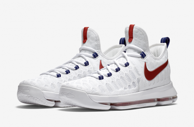 4266aa9a3643 Nike KD 9 Colorways