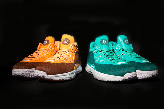 Li-Ning Way of Wade 4 Chicago Miami Pack