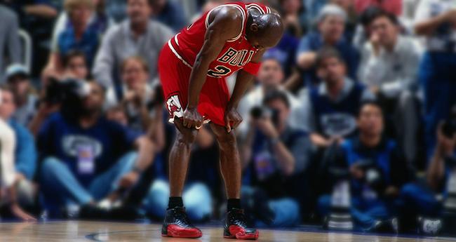 Michael Jordan Flu Game Air Jordan 12