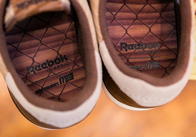 0f9ec078f8a mita Sneakers Reebok Phase 1 Pro Woodgrain