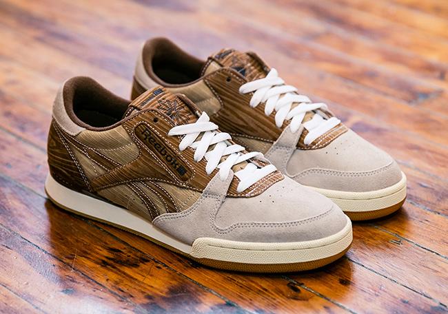 mita Sneakers Reebok Phase 1 Pro Woodgrain