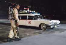 Nas Fila Ghostbusters Collection