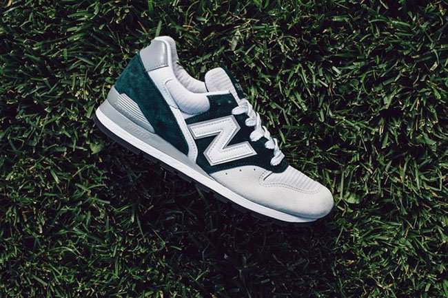 New Balance 996 Explore By Air Green Grey