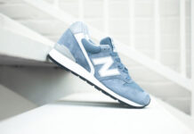 New Balance 996 Steel Blue