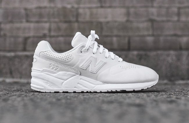 New Balance 999 Deconstructed Triple White