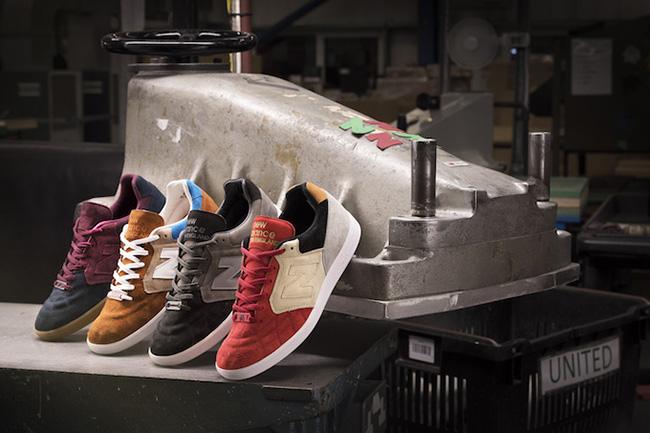 New Balance Epic TR Hanon 24 Kilates Sneakersnstuff Firmament