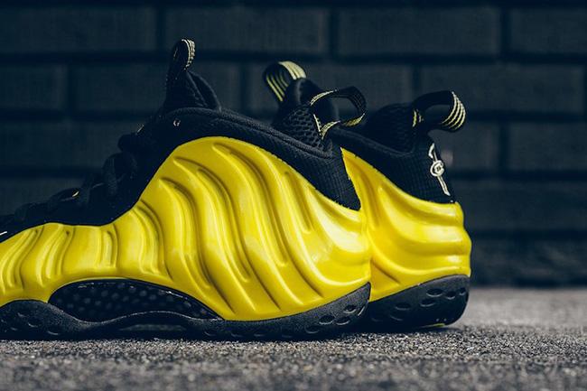 Nike Air Foamposite One Optic Yellow Black