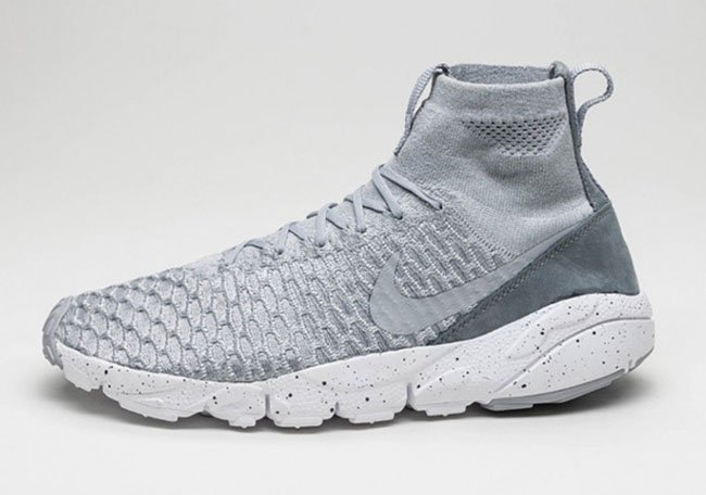 a834374852a4 Nike Air Footscape Magista Flyknit Wolf Grey | SneakerFiles