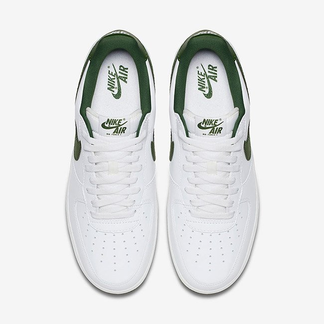 Nike Air Force 1 Low QS OG White Forest Green