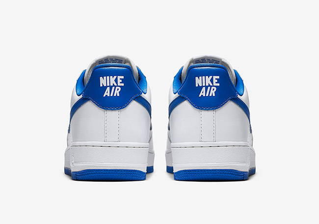 Nike Air Force 1 Low QS OG White Game Royal