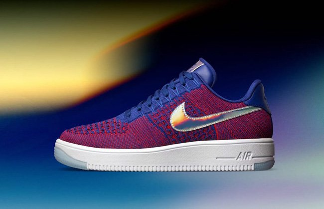 Nike Air Force 1 Ultra Flyknit USA | SneakerFiles