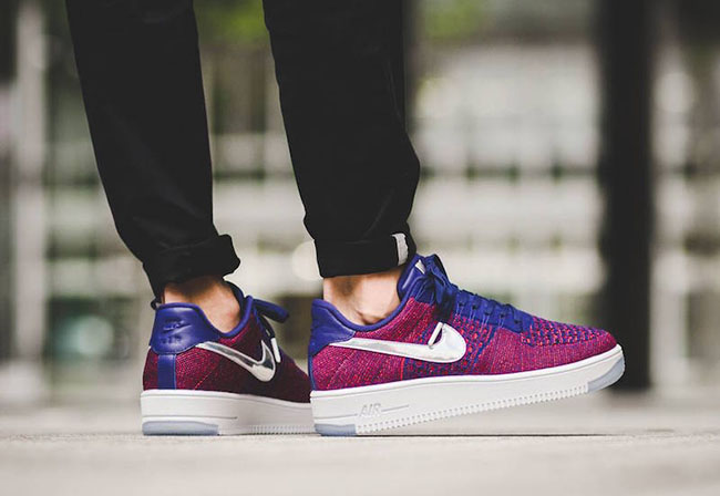 Nike Flyknit Air Force 1 Low Ultra